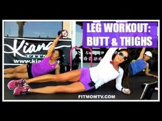 Workout #6 / FIT MOM TV 60 day Swimsuit Challenge! LIVE39