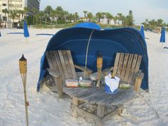 One picnic basket...  — at Hilton Clearwater Beach.