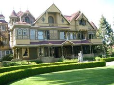 Winchester Mystery Home - San Jose, CA