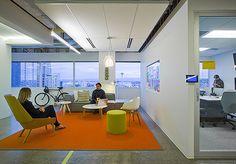 Facebook Seattle Office Design