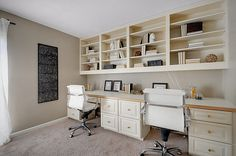 1000 images about his and her office ideas on pinterest - Home office ideas for her ...