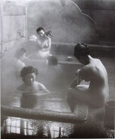 Discover the Secrets of Japanese Women Bathing? Japanese Bath House, Geisha Art, Human Art, Erotic Photography, Japanese Prints, Vintage Japanese, Erotic Art, Historical Photos, Black And White Photography