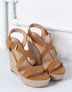 Cuña Yute Bershka - Zapatos - Bershka España