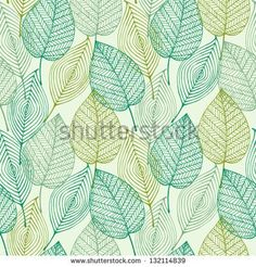 Leaf Pattern Stock Photos, Images, & Pictures | Shutterstock