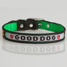 The Good Dog Collar... this makes me want to get a Lab puppy