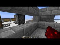 ► Minecraft Epic Hidden Door(Bud Switch) Tutorial - YouTube