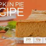 Healthy Holidays Recipe: Quest Nutrition Pumpkin Pie