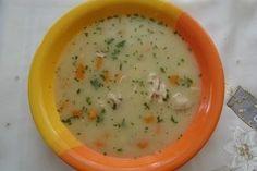 Reteta Ciorba cu varza din Carte de bucate, Supe si ciorbe. Specific Romania. Cum sa faci Ciorba cu varza Supe, Cheeseburger Chowder, Food, Essen, Meals, Yemek, Eten