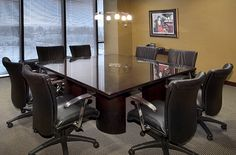 Modern Conference Room TablesX Conference Room Tables Officity - Large square conference table