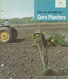 JOHN DEERE Corn Planters Ad