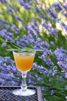 Lavender & Rosemary Sidecar