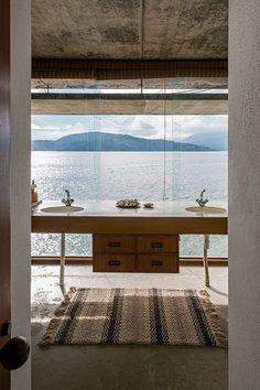 Paulo Mendes da Rocha: Casa Gerber, Angra dos Reis