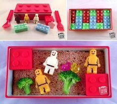 Creative Sandwiches - Lunchbox Dad Cupcakepedia