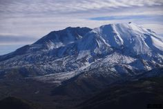 Mount St. Helens, as viewed from Elk Rock, in Washington state. Mount St. Helens Is Recharging: What Rising Magma Means