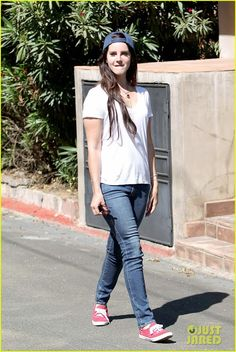 Celeb Diary: Lana Del Rey in West Hollywood, California