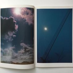 spines and pages thanks to ideabooksltd Just going to go brilliant all day. Wolfgang Tillmans Total Solar Eclipse (of the heart). The 1998 artist book that became the rarest book and that put magic into this Monday afternoon. Email if you want@idea-books.com #wolfgangtillmans #totaleclipse #1998 #danielbucholz Filed under: ideabooksltd to READ ideabooksltd to READ Anything Art Business BusinessAndInnovation CreateOpportunity CultureOfPossibility docenoon EnthusiasmForOpportunity Everything…