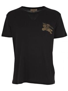 BURBERRY Burberry Short Sleeve T-shirt. #burberry #cloth #topwear