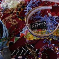 Becca Leaves for Kenya!
