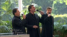 The New York Tenors on the Hour of Power. http://www.hourofpower.org/index.php