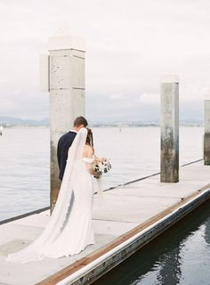 Elegant Coastal Wedding at Loews Coronado Bay - Whiskers and Willow Photography Wedding Veils, Wedding Day, Wedding Dresses, Bridal Veils, San Diego Wedding, Wedding Accessories, Wedding Styles, Destination Wedding, Fashion Photography
