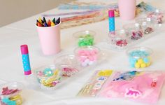 Little Wish Parties | Hello Kitty Birthday Party | https://littlewishparties.com
