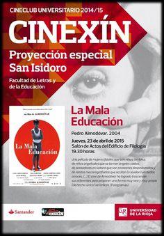 """""""La mala educación"""", de Pedro Almodóvar. España, 2004"""