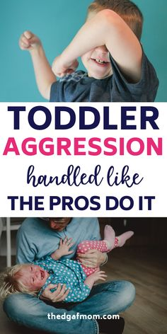 Toddler Hitting Biting Pinching Throwing Pushing and Kicking Oh My! How to Deal With Aggressive Toddler Behavior The DGAF Mom Toddler Learning Activities, Parenting Toddlers, Toddler Preschool, Sensory Activities, Family Activities, Toddler Behavior, Toddler Discipline, Positive Discipline, Toddler Biting