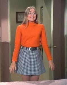 "70's ""it"" girl -Marcia, Marcia, Marcia!"