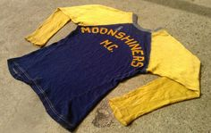Vintage Moonshiners Motorcycle Club Jersey 4