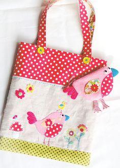 Cool bag for girl!