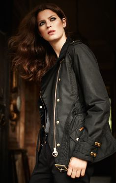 Women's Heritage Fashion Collection   Barbour...love it!