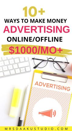 You can get paid up to $500-1000 or more extra per month by putting up ads for companies online or offline. for example, car owners can get paid up to $500 extra per month by putting up ads on… More Work From Home Careers, Work From Home Companies, Legitimate Work From Home, Work From Home Opportunities, Work From Home Tips, Make Money From Home, Make Money Online, Earn Extra Cash, Making Extra Cash