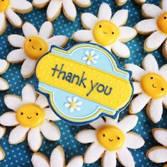 Aren't these Thank Yous cute? FedEx lost them. Iced Cookies, Cute Cookies, Easter Cookies, Cupcake Cookies, Christmas Cookies, Cupcakes, Thank You Cookies, Cookie Designs, Cookie Ideas