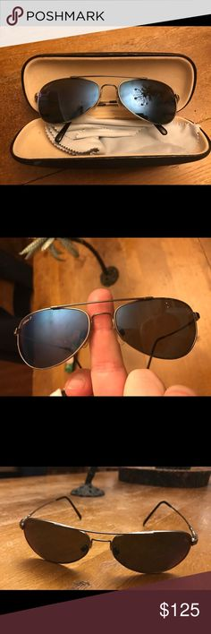 REVO H2O P polarized sunglasses mirror Awesome sunglasses! Great condition. Light surface wear from mild use. Revo Accessories Glasses