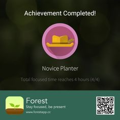 Asmr, Forest App, Stay Focused, Focus On Yourself, Oreo, Banner, Presents, Motivation, Study