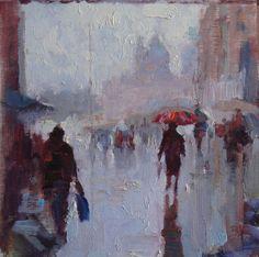 A Rainy Day in Venice | Barry John Raybould