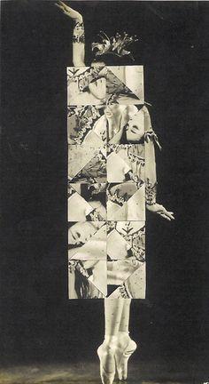 'Diamond Dancer' by Jordan Clark.  Digital art print on archival paper. via society6 & Sha Ape Hup by unrad, via Flickr