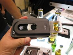 iWorld 2012: Bottle Opener Cases, Wave Cradle, Nomad Brush, Wallet Case