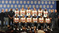 USA Olympic Basketball Team - Just give them the medal now!