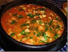 Mujica de camaro - ricette brasiliane