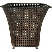 Found it at Wayfair - Wrought Iron Waste Basket