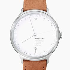 Mondaine || Helvetica Light 38mm || MH1.L2210.LG || £255 (inc. VAT)