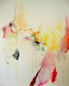 """Saatchi Online Artist Mary Ann Wakeley; Painting, """"The Nature of Implicity [Sold]"""" #art"""