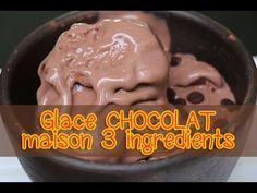 Faire de la crème glacée choco sans machine ? C'est possible et vous n'avez besoin que de 3 ingrédients ! - Cuisine - Trucs et Bricolages