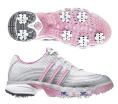 New Fashion Trends: Women's Golf Shoes
