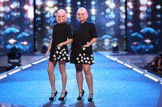 Silvia's A-Line Coatdress  #FashionStar