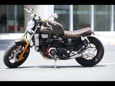 Honda magna 750cc