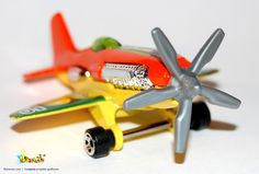 Airplane toy by SilverCox.deviantart.com on @deviantART