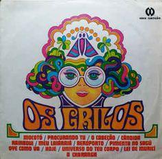 Os Grilos - Os Grilos (Vinyl, LP, Album) at Discogs