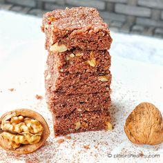 Brownies sans cuisson